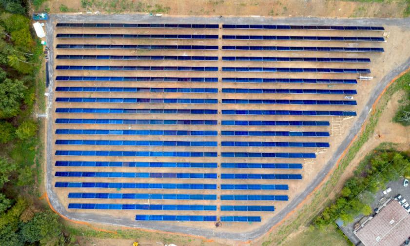 La-centrale-solaire